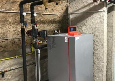 Chaudière gaz condensation VIESSMANN VITOCROSSAL 300 au CREDIT MUTUEL DE SARRE-UNON (2)