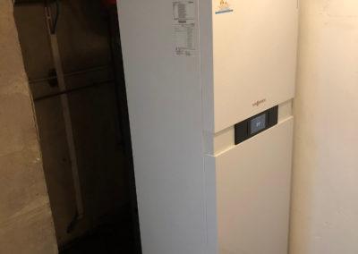 Chaudière gaz condensation VIESSMANN VITODENS 222-F à BITCHE (1) (1)