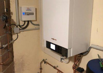 Pompe à chaleur air eau VIESSMANN VITOCAL 200-S avec préparateur d'eau chaude sanitaire thermodynamique VITOCAL 060-A à REIPERTSWILLER (5) (1)