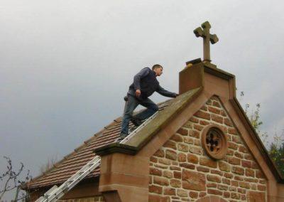 Refection de la toiture d'une chapelle (1) (1)